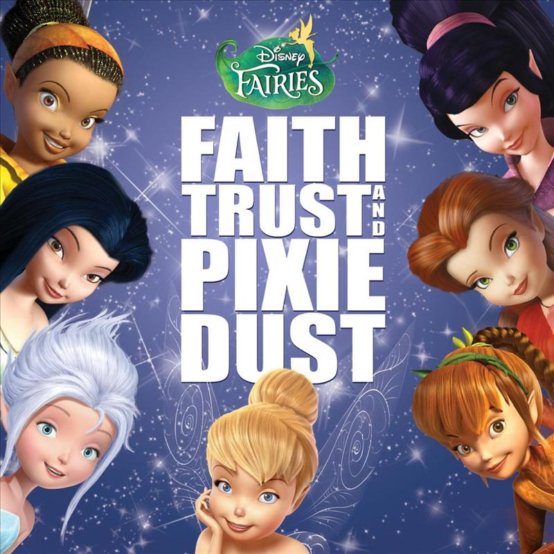 Disney Fairies: Faith, Trust and Pixie Dust-魔法森林™